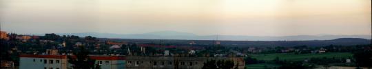 panorama-beskidow-z-rudy-slaskiej